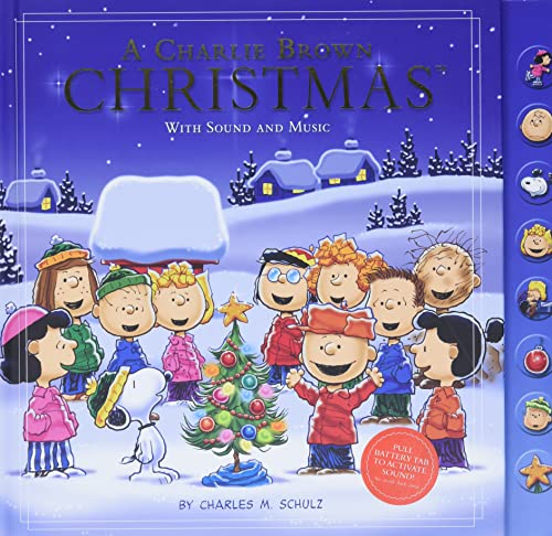 A Charlie Brown Christmas: With Sound and: Charles M. Schulz