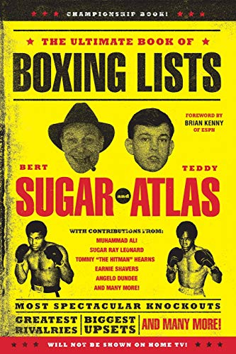 9780762440139: The Ultimate Book of Boxing Lists: 224