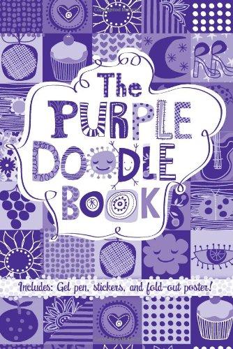 9780762440214: The Purple Doodle Book