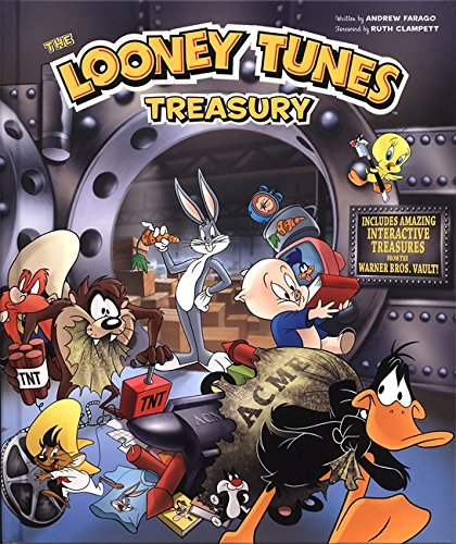 9780762440443: Looney Tunes Treasury: Includes Amazing Interactive Treasures from the Warner Bros. Vault!