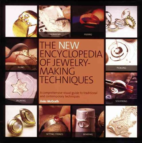 9780762440498: The New Encyclopedia of Jewelry-Making Techniques: A Comprehensive Visual Guide to Traditional and Contemporary Techniques