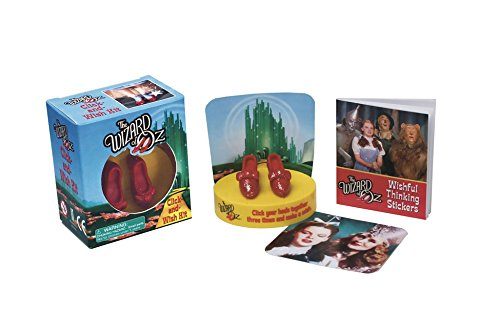 9780762440818: Wizard of Oz Click-and-wish Kit (Running Press Mini Kit)