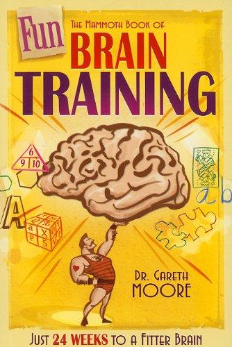 9780762440931: The Mammoth Book of Fun Brain Training