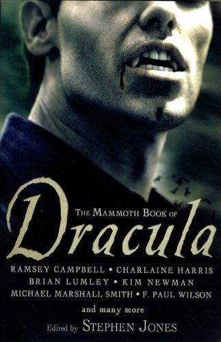 9780762440948: The Mammoth Book of Dracula