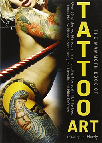9780762440986: The Mammoth Book of Tattoo Art
