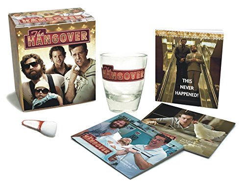 9780762441051: The Hangover (Running Press Mini Kit)