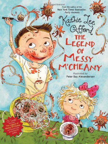 9780762441372: The Legend of Messy M'Cheany