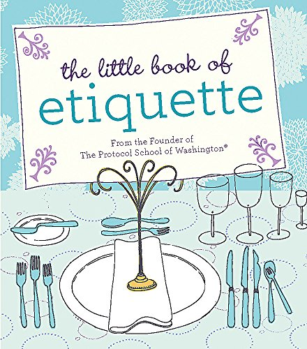 9780762441488: The Little Book of Etiquette (Miniature Editions)