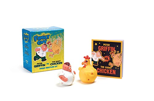 9780762441983: Family Guy: Peter Griffin Vs. the Giant Chicken Thumb Wrestling Kit