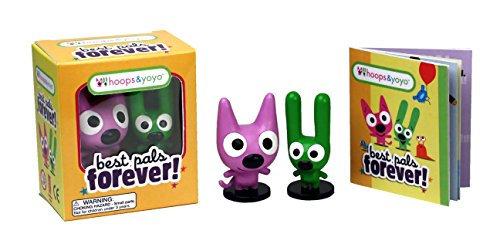 9780762442003: hoops & yoyo: Best Pals Forever! (Mega Mini Kits)