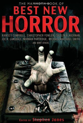 9780762442706: The Mammoth Book of Best New Horror, Volume 22