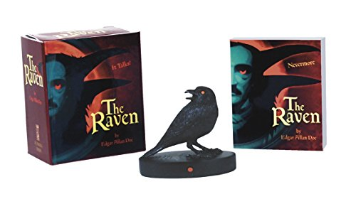 9780762442829: The Raven [With Talking Raven Figurine]