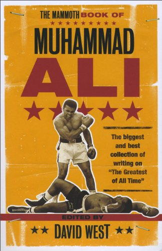 9780762442935: The Mammoth Book of Muhammad Ali