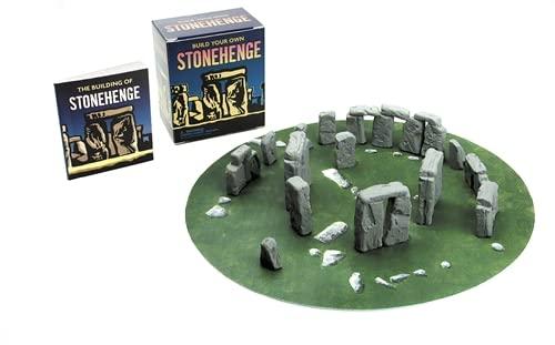 9780762443352: Build Your Own Stonehenge: Mega Mini Kit