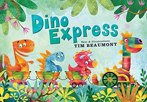 9780762443376: Dino Express