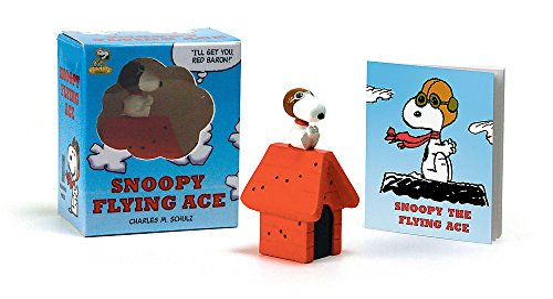 9780762444229: Peanuts: Snoopy the Flying Ace (Running Press Mega Mini Kits)