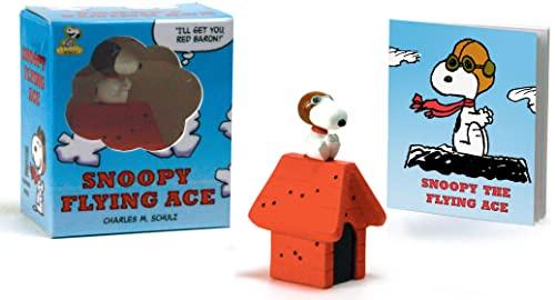 9780762444229: Peanuts: Snoopy the Flying Ace (Mega Mini Kits)