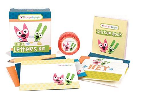 9780762444236: hoops & yoyo: Little Letters Kit (Miniature Editions)