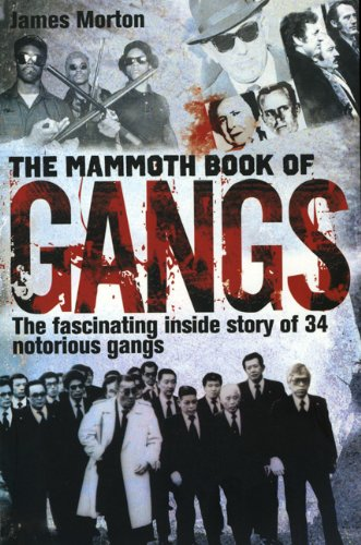 9780762444366: The Mammoth Book of Gangs