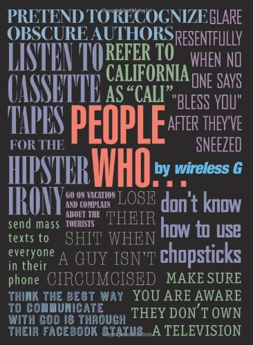 9780762444571: People Who...