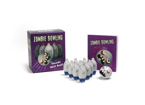 9780762444854: Zombie Bowling: Heads Will Roll!