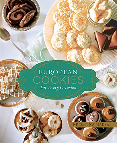 9780762445295: European Cookies for Every Occasion