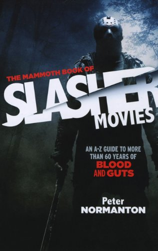 9780762445967: The Mammoth Book of Slasher Movies