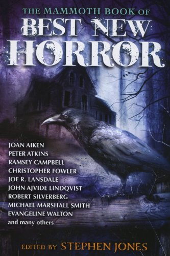 9780762445974: The Mammoth Book of Best New Horror: 23