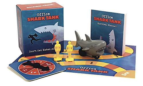 Office Shark Tank: Don t Get Eaten: Running Press