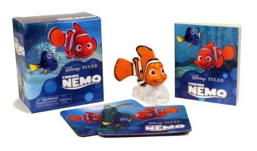 9780762446421: Finding Nemo [With Mini Book and Collectible Clownfish Nemo Figurine and 2 Full-Color Magnets] (Mega Mini Kits)