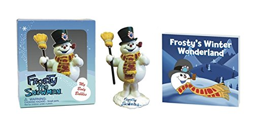 9780762446445: Frosty the Snowman (Miniature Editions)