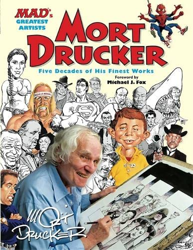 9780762447138: Mort Drucker: Five Decades of His Finest Works (Mads Greatest Artists)