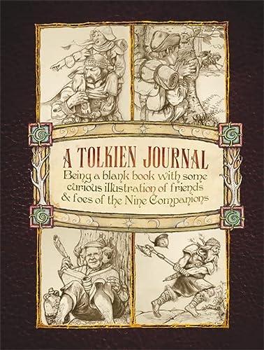 9780762447466: A Tolkien Journal (Miniature Editions)