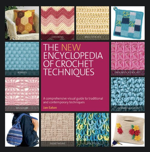 9780762447497: The New Encyclopedia of Crochet Techniques: A Comprehensive Visual Guide to Traditional and Contemporary Techniques