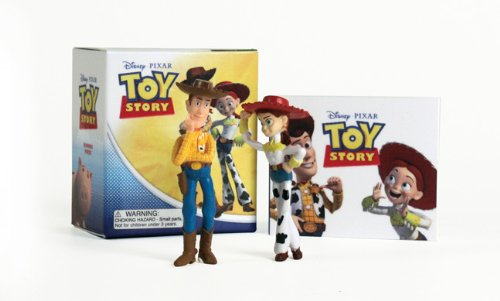 9780762447572: Toy Story: Woody and Jessie