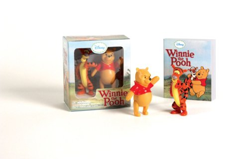 9780762447589: Winnie the Pooh [With Winnie the Pooh and Tigger Figurines and Booklet] (Mega Mini Kits)