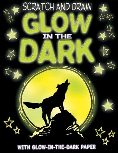 9780762447862: Scratch & Draw: Glow in the Dark