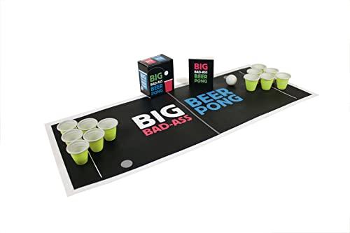 9780762447985: Big Bad-Ass Beer Pong (Mega Mini Kits)