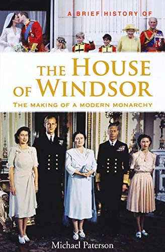 9780762448043: A Brief History of the House of Windsor