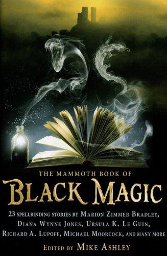 9780762448159: The Mammoth Book of Black Magic