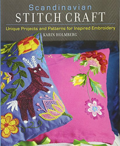 9780762448548: Scandinavian Stitch Craft: Unique Projects and Patterns for Inspired Embroidery [With Tracing Paper]