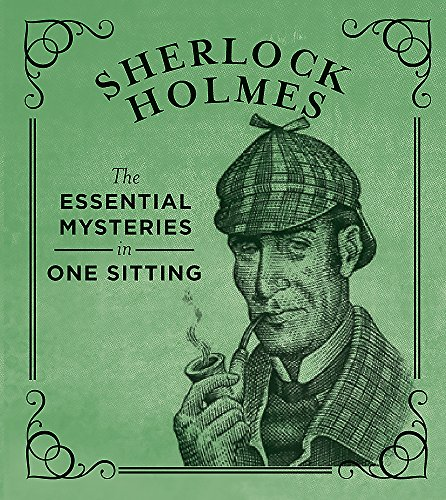 Sherlock Holmes (In One Sitting/Miniature Edtn) (Hardcover)