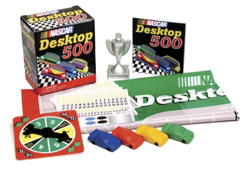 9780762448708: Nascar: Desktop 500 (Miniature Editions)