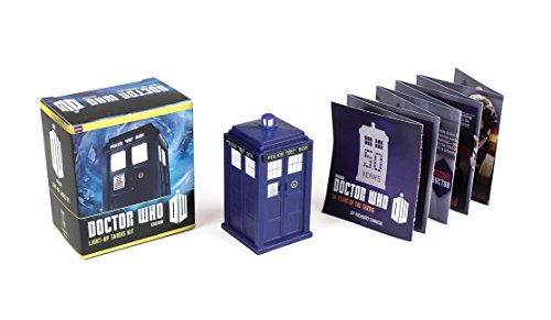 9780762449309: Doctor Who: Light-Up Tardis Kit (Miniature Editions)