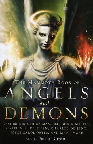 9780762449378: The Mammoth Book of Angels and Demons