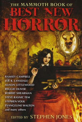 9780762449439: The Mammoth Book of Best New Horror, Volume 24