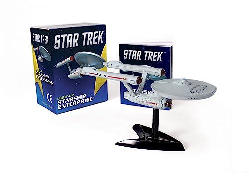 9780762449897: Star Trek: Light-Up Starship Enterprise (Miniature Editions)