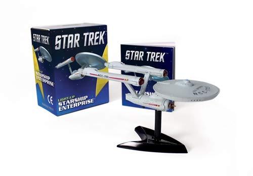 9780762449897: Star Trek: Light-Up Starship Enterprise