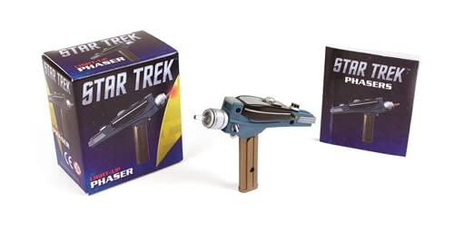 9780762450107: Star Trek: Light-Up Phaser