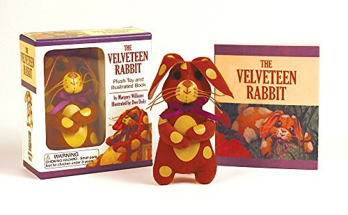 9780762450428: The Velveteen Rabbit Mini Kit: Plush Toy and Illustrated Book (Miniature Editions)